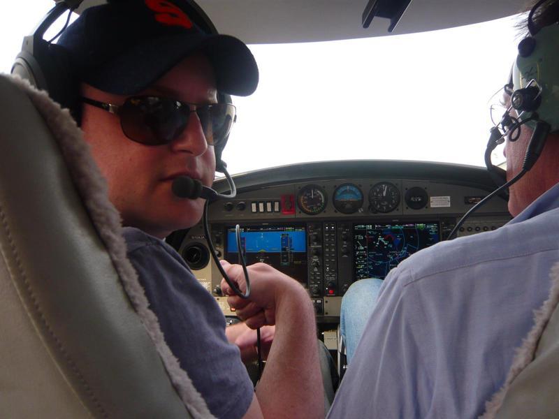 Daniel Kron - pilot lawyer