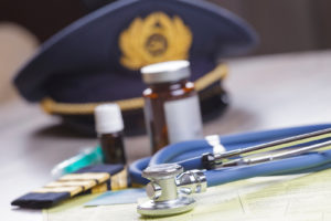 medical condition disclosure to FAA