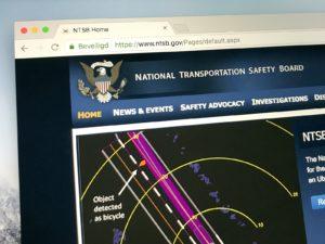 NTSB representation